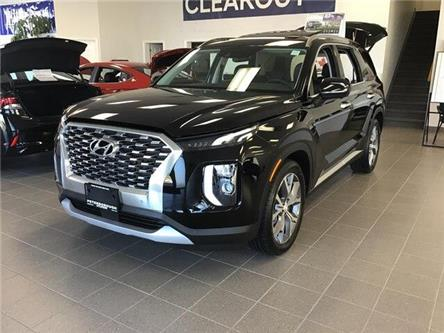 2020 Hyundai Palisade Luxury 7 Passenger (Stk: H12195) in Peterborough - Image 1 of 14
