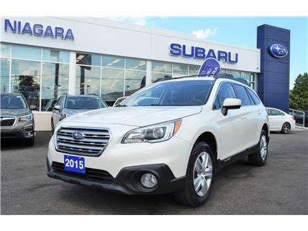 2015 Subaru Outback 2.5i (Stk: S4663A) in St.Catharines - Image 1 of 15