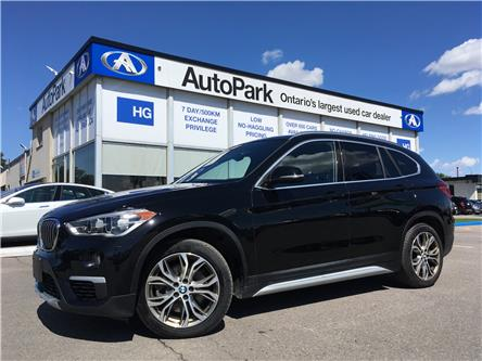 2018 BMW X1 xDrive28i (Stk: 18-28769) in Brampton - Image 1 of 28