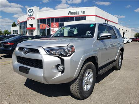2019 Toyota 4Runner SR5 (Stk: 9-1188) in Etobicoke - Image 1 of 16