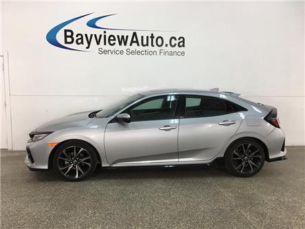 2018 Honda Civic Sport Touring (Stk: 35626R) in Belleville - Image 1 of 26