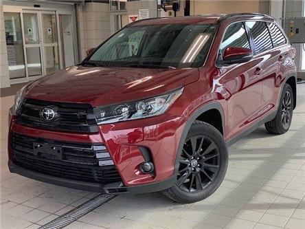 2019 Toyota Highlander XLE (Stk: 21191) in Kingston - Image 1 of 30