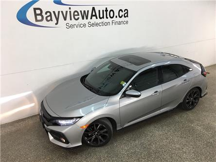 2018 Honda Civic Sport Touring (Stk: 35626R) in Belleville - Image 2 of 26
