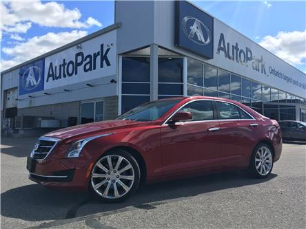 2016 Cadillac ATS 2.0L Turbo Luxury Collection (Stk: 16-09412JB) in Brampton - Image 1 of 30