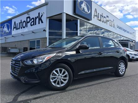 2019 Hyundai Accent Preferred (Stk: 19-74296RJB) in Barrie - Image 1 of 26