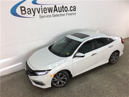 2019 Honda Civic Touring (Stk: 35624R) in Belleville - Image 2 of 26