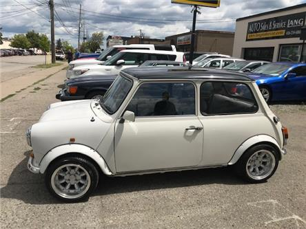 1995 MINI CLASSIC BRITISH COUPE 4 SPEED! AC! (Stk: 02615) in Etobicoke - Image 2 of 18