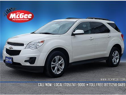 2014 Chevrolet Equinox 1LT (Stk: 19670A) in Peterborough - Image 1 of 20