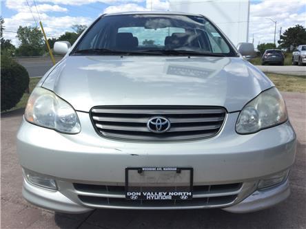 2004 Toyota Corolla Sport (Stk: 7953H) in Markham - Image 2 of 17