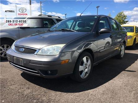 2007 Ford Focus SES ALLOY WHEELS, SPOILER, HEATED SEATS, FOG LAMPS (Stk: 44721A) in Brampton - Image 1 of 8