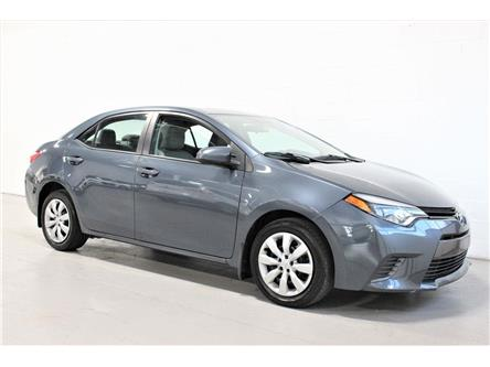 2015 Toyota Corolla  (Stk: 465471) in Vaughan - Image 1 of 26