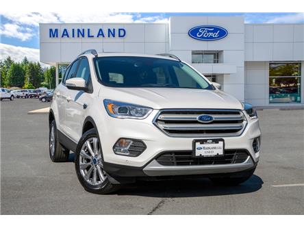 2018 Ford Escape Titanium (Stk: P1401) in Vancouver - Image 1 of 26