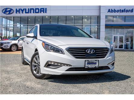 2016 Hyundai Sonata Limited (Stk: AH8902) in Abbotsford - Image 1 of 25