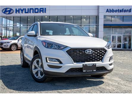 2019 Hyundai Tucson Essential w/Safety Package (Stk: KT989350) in Abbotsford - Image 1 of 26