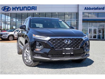 2020 Hyundai Santa Fe Essential 2.4 w/Safey Package (Stk: LF140497) in Abbotsford - Image 1 of 26