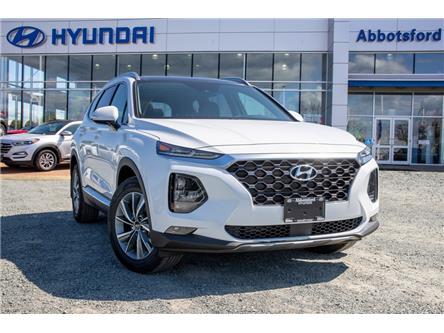 2020 Hyundai Santa Fe Preferred 2.4 w/Sun & Leather Package (Stk: LF144081) in Abbotsford - Image 1 of 26