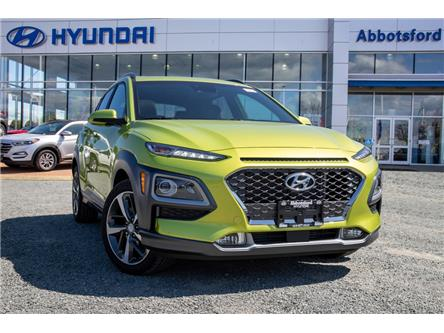 2020 Hyundai Kona 1.6T Ultimate w/Lime Colour Pack (Stk: LK426438) in Abbotsford - Image 1 of 26