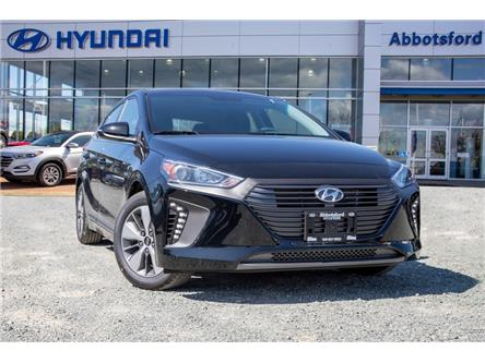 2019 Hyundai Ioniq Plug-In Hybrid Preferred (Stk: KI175282) in Abbotsford - Image 1 of 27