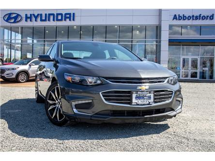 2017 Chevrolet Malibu 1LT (Stk: KT031550AA) in Abbotsford - Image 1 of 26