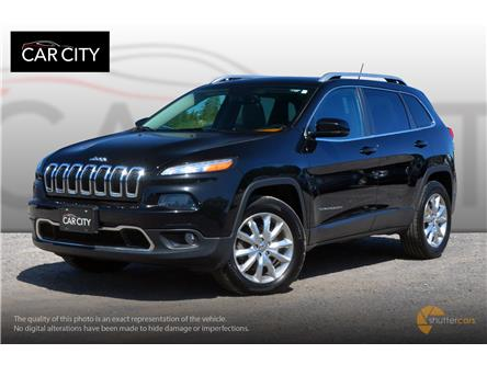 2014 Jeep Cherokee Limited (Stk: 2667) in Ottawa - Image 2 of 20