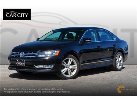2013 Volkswagen Passat 2.0 TDI Highline (Stk: 2666) in Ottawa - Image 2 of 20