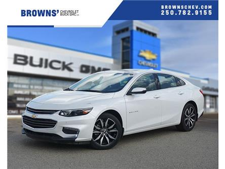 2018 Chevrolet Malibu LT (Stk: C18-10720) in Dawson Creek - Image 1 of 19