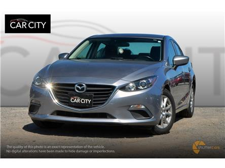2014 Mazda Mazda3 GS-SKY (Stk: 4003) in Ottawa - Image 1 of 20