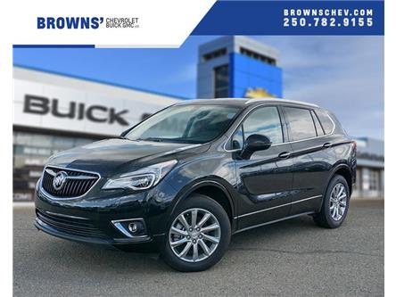 2019 Buick Envision Essence (Stk: T19-163) in Dawson Creek - Image 1 of 16