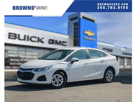 2019 Chevrolet Cruze LS (Stk: C19-449) in Dawson Creek - Image 1 of 21