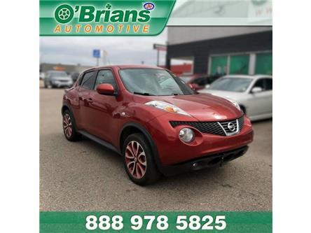 2014 Nissan Juke SL (Stk: 12713A) in Saskatoon - Image 1 of 22