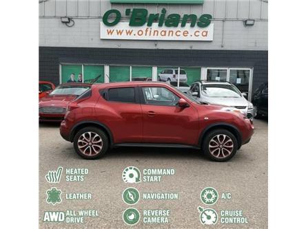 2014 Nissan Juke SL (Stk: 12713A) in Saskatoon - Image 2 of 22
