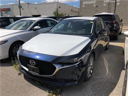 2019 Mazda Mazda3  (Stk: 19-234) in Woodbridge - Image 1 of 5