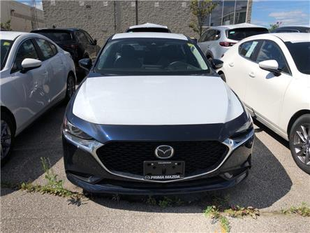 2019 Mazda Mazda3  (Stk: 19-234) in Woodbridge - Image 2 of 5