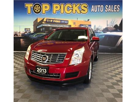 2013 Cadillac SRX Luxury Collection (Stk: 512363) in NORTH BAY - Image 1 of 28