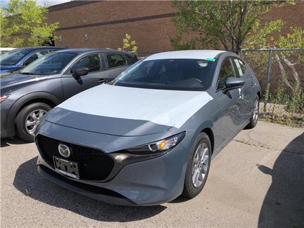 2019 Mazda Mazda3 Sport GS (Stk: 19-491) in Woodbridge - Image 1 of 5