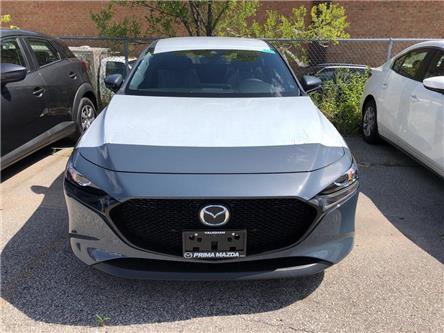 2019 Mazda Mazda3 Sport GS (Stk: 19-491) in Woodbridge - Image 2 of 5