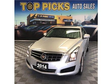 2014 Cadillac ATS 2.0L Turbo Luxury (Stk: 153865) in NORTH BAY - Image 1 of 29