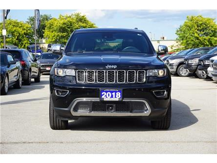 2018 Jeep Grand Cherokee LIMITED| PARK ASSIST| SAFETYTEC/TRAILER TOW GR (Stk: K1085A) in Burlington - Image 2 of 50