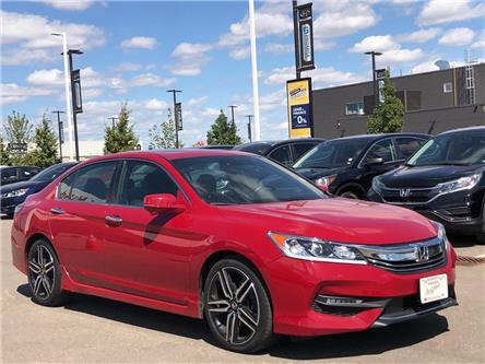 2017 Honda Accord Sport (Stk: I191188A) in Mississauga - Image 1 of 20