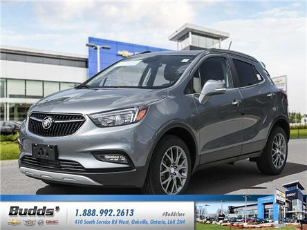 2019 Buick Encore Sport Touring (Stk: E9038) in Oakville - Image 1 of 25