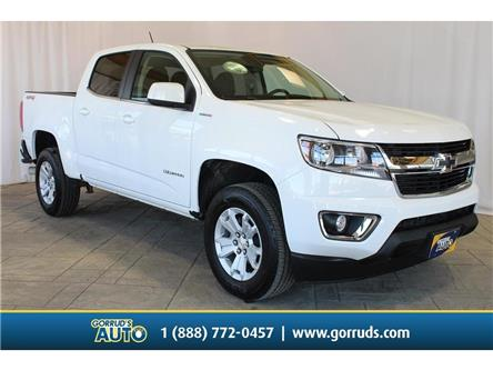 2017 Chevrolet Colorado LT (Stk: 252472) in Milton - Image 1 of 43