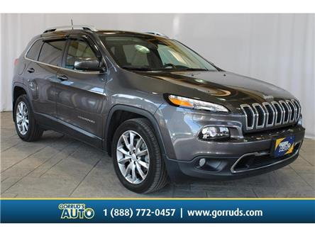 2018 Jeep Cherokee Limited (Stk: 527748) in Milton - Image 1 of 47