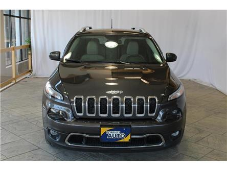 2018 Jeep Cherokee Limited (Stk: 527748) in Milton - Image 2 of 47