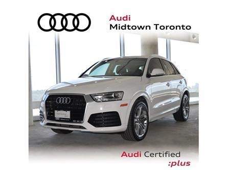 2018 Audi Q3 2.0T Progressiv (Stk: P7403) in Toronto - Image 1 of 24