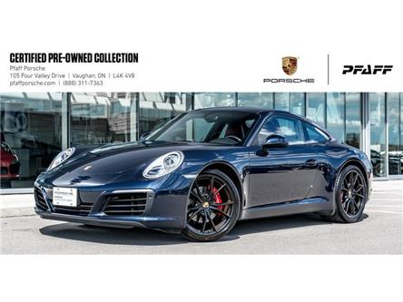 2017 Porsche 911 Carrera Coupe (991) (Stk: U7916A) in Vaughan - Image 1 of 22