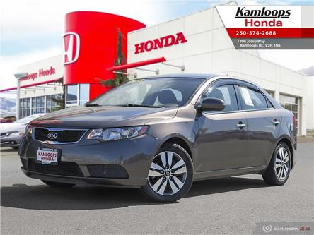 2013 Kia Forte 2.0L EX (Stk: 14522A) in Kamloops - Image 1 of 25