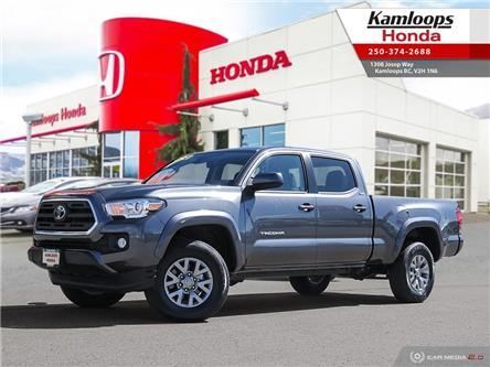 2019 Toyota Tacoma SR5 V6 (Stk: 14666U) in Kamloops - Image 1 of 25