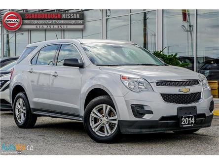 2014 Chevrolet Equinox LS (Stk: D18017A) in Scarborough - Image 1 of 26
