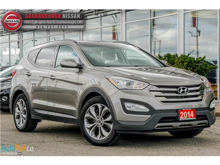 2014 Hyundai Santa Fe Sport  (Stk: 519044A) in Scarborough - Image 1 of 29