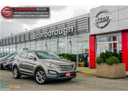 2014 Hyundai Santa Fe Sport  (Stk: 519044A) in Scarborough - Image 2 of 29